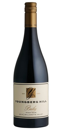 2016 Bailey Block Pinot Noir